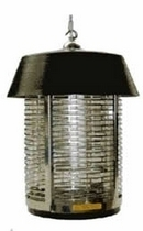 Bower Professional Outdoor / Indoor Lantern Electric Grid Fly Killer Lantern